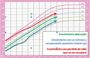 Comparativo de curvas