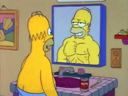 Homero en el espejo