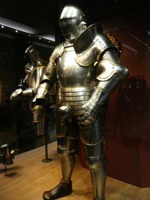 Henry VIII Fat armor