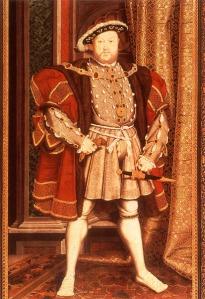 Enrique VIII en su madurez