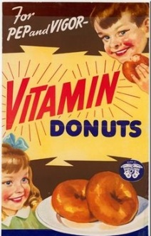 Vitamin D Donuts