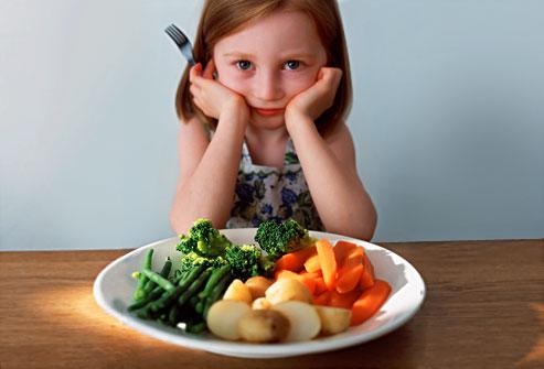 ¿Te parece que tu hijo no come bien? Esto te puedeinteresar.