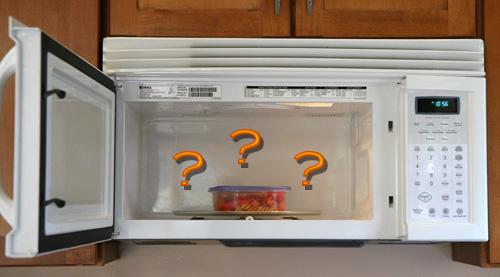 Disruptores endócrinos, mejor no calientes tu comida en recipientes deplástico