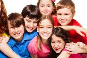 De la niñez a la adolescencia