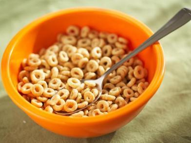 Tazón de cereal